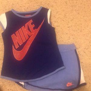 Nike skort set
